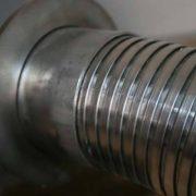 Kipor flexibele uitlaatverlenging IG2000/IG2600 2