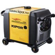 Kipor IG3000 benzine aggregaat 3 kVA