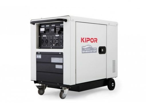 Kipor ID6000 Inverter Diesel Aggregaat Generator 6000W