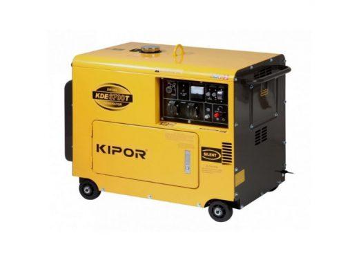 Kipor KDE6700T Diesel Generator Aggregaat