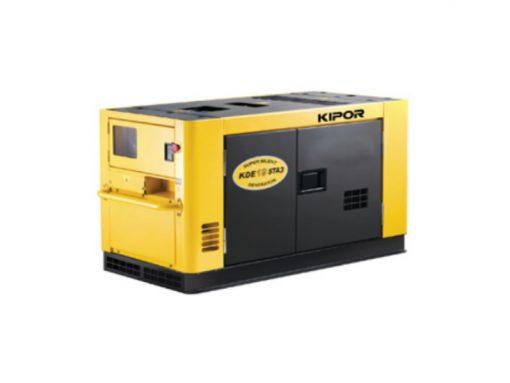 Kipor KDe19STA3 Diesel Aggregaat Generator Groupe Electrogene Stromerzeuger