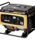 Kipor KGE4000X Benzine Aggregaat 3 kVA
