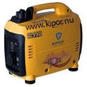 Kipor IG770 benzine aggregaat 0,8 kVA